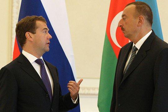 Ռուսաստանի համար միանման կարևորություն ունեն Հայաստանի ու Ադրբեջանի հետ հարաբերությունները․ Մեդվեդև