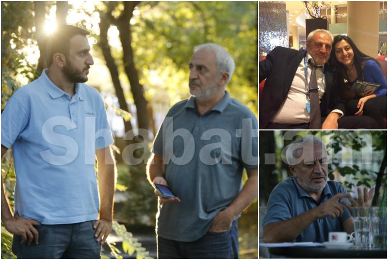 Իշխանություններին չեմ հայհոյել, կրկնել եմ  Համո Սահյանի բառերը. Շաբաթը Արամ Մանուկյանի հետ (լուսանկարներ)