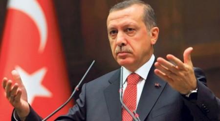 Էրդողանը Սիրիայում քրդական նահանգի ստեղծումը Թուրքիայի համար սպառնալիք է անվանել