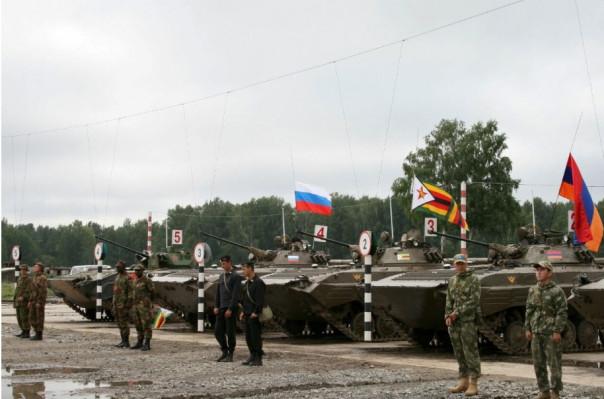 Հայ զինծառայողները ևս  կմասնակցեն «Միջազգային բանակային խաղեր-2018» մրցումներին