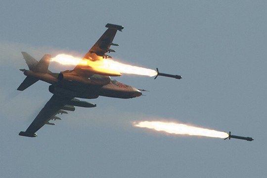 Սիրիայում ռուսական օդուժի հարվածներից 45 մարդ է զոհվել. իրավապաշտպաններ