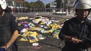 Թուրքիայի դատախազությունն Անկարայում տեղի ունեցած պայթյունի ու ԻՊ-ի միջև կապն ապացուցող փաստեր է գտել
