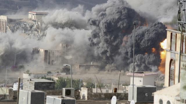 Եմենի օդանավակայանում պայթյուն է տեղի ունեցել, զոհվել են զինծառայողներ