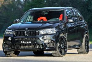 G-Power-ը ներկայացրել է 700 ձիաուժ հզորությամբ BMW X5 M ամենագնացը