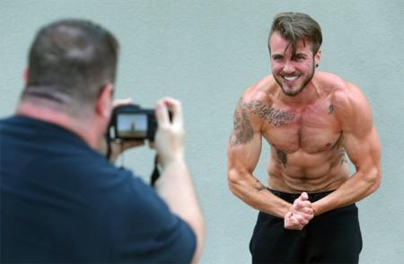 Արդյոք կհավատա՞ք, որ այս մկանոտ տղաամարդը նախկինում կին է եղել