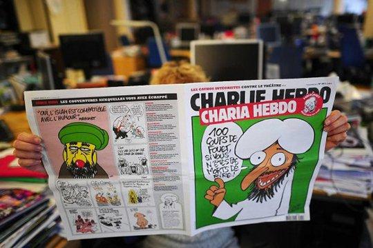 Charlie Hebdo-ի խմբագրության հասցեին կրկին հնչել են սպանության սպառնալիքներ. ԶԼՄ-ներ