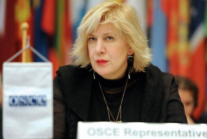 Դունյա Միյատովիչը հորդորել է Թուրքիային անվտանգ պայմաններ ապահովել լրագրողների համար