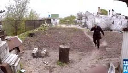Ուկրաինայի ուժայինները կրակոցներ են արձակել Դոնեցկի օդանավակայանի ուղղությամբ