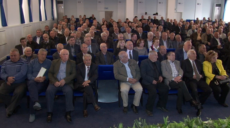 Տեղի է ունեցել ոստիկանության վետերանների խորհրդի 8-րդ համաժողովը (լուսանկարներ, տեսանյութ)