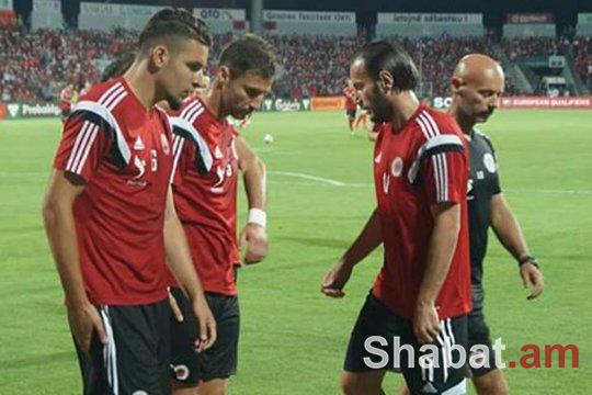 Հայաստան – Ալբանիա` 0:2. Երկրպագուները վանկարկում են «Ամո՛թ» (Թարմացվում է)