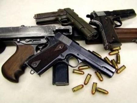 Ոստիկաններն Ալագյազ գյուղի ավազահանքում զենք-զինամթերք են հայտնաբերել