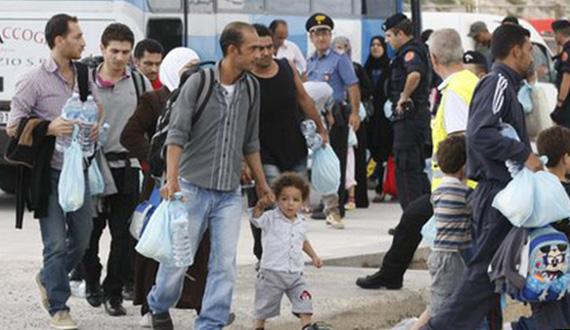 Խորվաթիան բացել է Սերբիայի հետ սահմանը միգրանտների համար