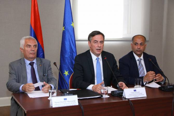 ԵՄ պաշտոնյաները Հայաստանի հետ համաձայնագրի վավերացման ձգձգման վտանգ չեն տեսնում երկրների կողմից