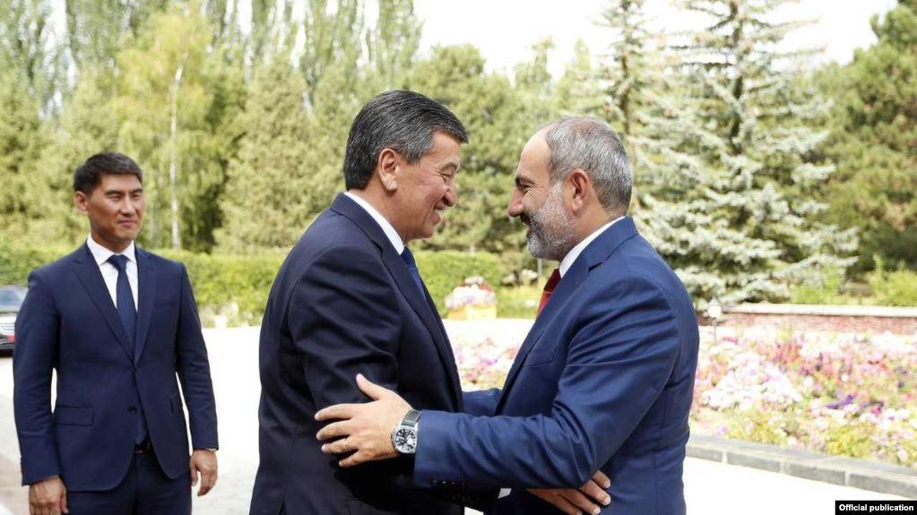 Վարչապետն աշխատանքային այցով կմեկնի Ղրղզստան