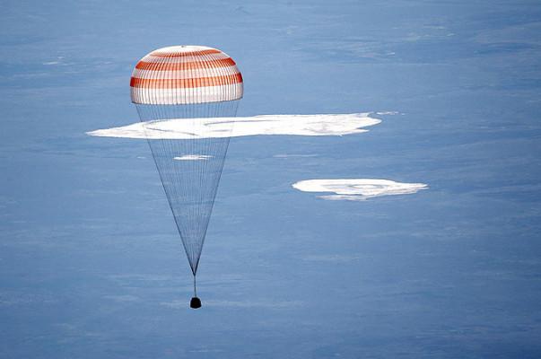 Միջազգային տիեզերակայանից հերթական խումբն է վերադարձել Երկիր