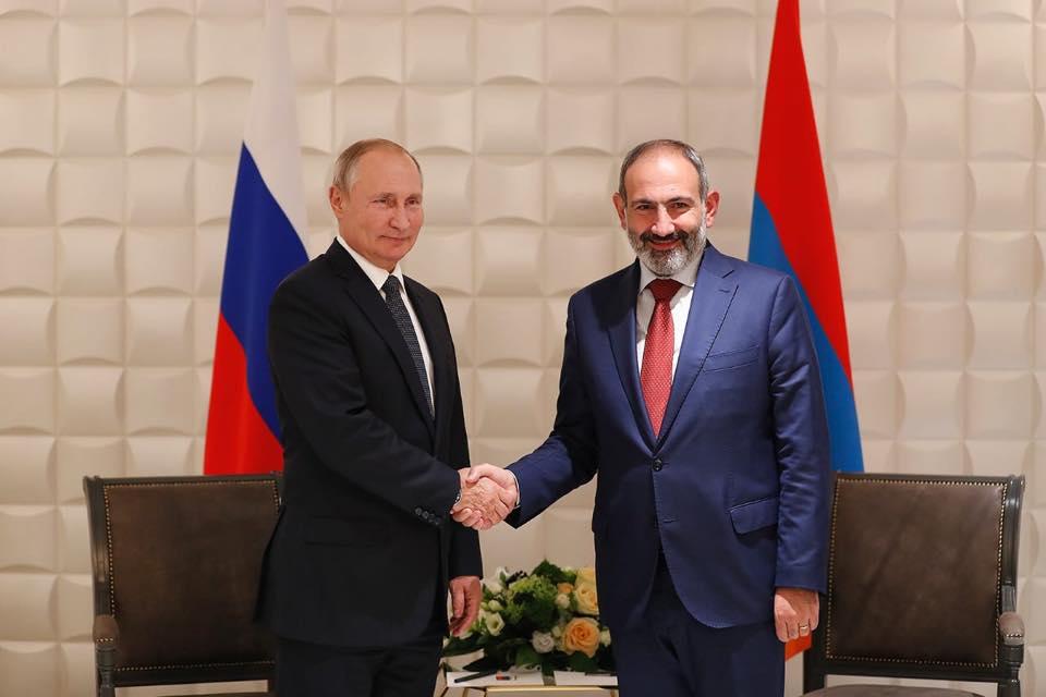 Ռուսաստանի և Հայաստանի հարաբերությունները դինամիկ զարգացում են ապրում