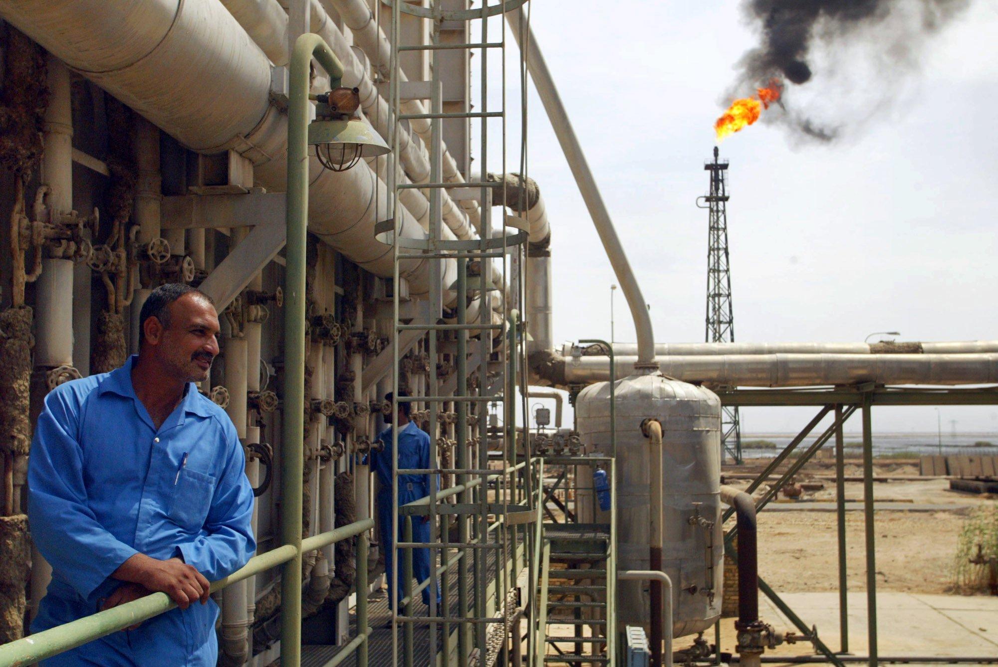 Իրանում նավթի արդյունահանման ծավալը հասել է օրական 3.5 միլիոն բարելի