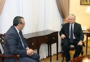 ՀՀ և ԼՂՀ ԱԳ նախարարները քննարկել են Ադրբեջանի կողմից Արցախի դեմ սանձազերծված ագրեսիվ գործողությունները կասեցնելուն ուղղված ջանքերը