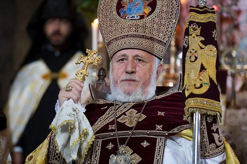 Վեհափառի մասնակցությամբ կիրակնօրյա պատարագներն արդեն 1 տարի է՝ տեղի են ունենում Սբ Գայանե եկեղեցում. «Հրապարակ»
