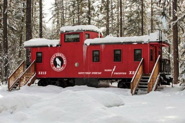 Առաջին հայացքից  հասարակ գնացքի վագոն է, սակայն ... (լուսանկարներ)