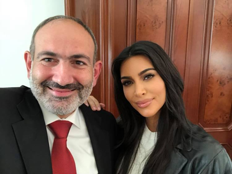 Քիմի հետ պայմանավորվեցինք, որ ինքը ավելի հաճախ կգա Հայաստան. վարչապետի ու Քիմի ինքնանկարը