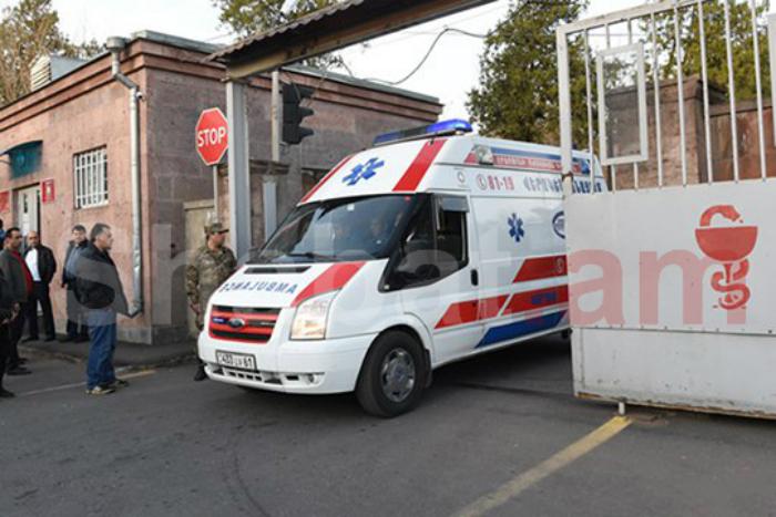 Վիրավորված 19-ամյա զինծառայող Հայկ Թորոսյանը կոմայից  դուրս է եկել