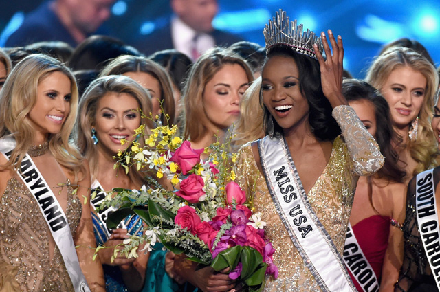 Հայտնի է «Միսս ԱՄՆ» գեղեցկության մրցույթի հաղթողը