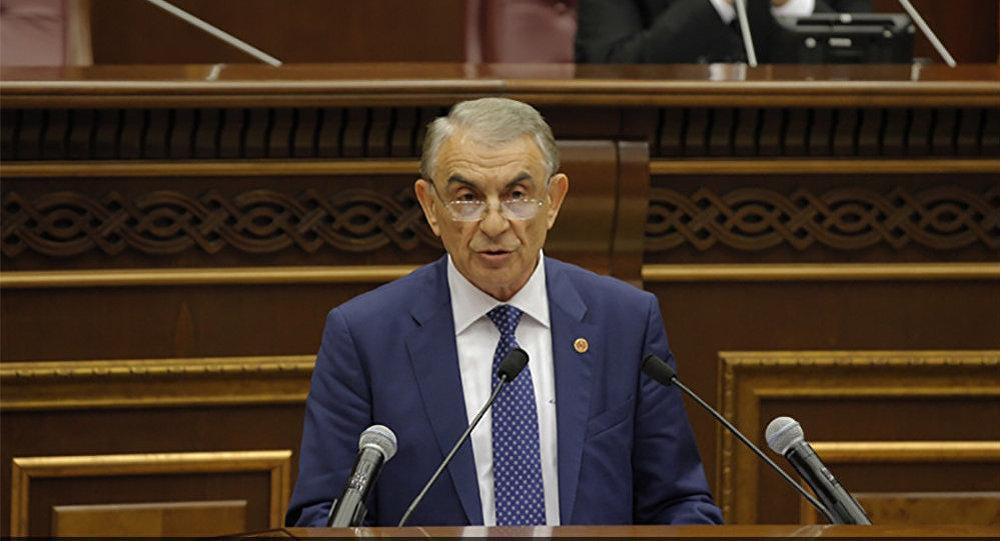 Ա. Բաբլոյանի շնորհավորական ուղերձը`Հայաստանի առաջին հանրապետության խորհրդարանի անդրանիկ նիստի գումարման 100-րդ տարեդարձի առթիվ