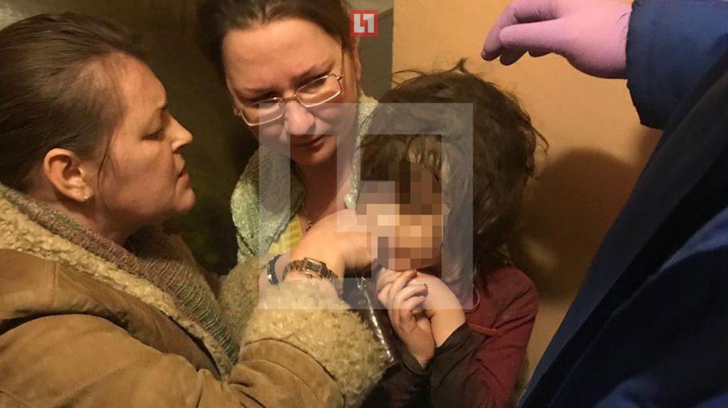 Մոսկովայի բնակարաններից մեկում «աղջիկ-մաուգլի» են գտել. տեսանյութ