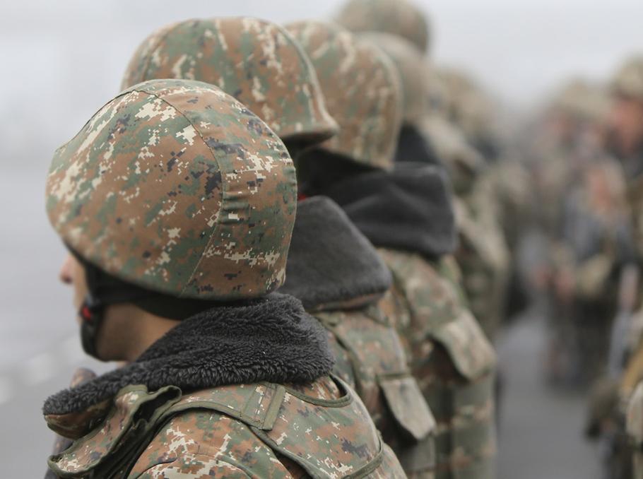 Բռնաբարված զինվորը՝  դատարանի առաջ