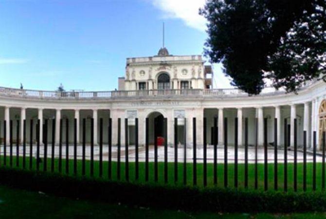Իտալիայի Աբրուցցո նահանգը ճանաչեց Հայոց ցեղասպանությունը