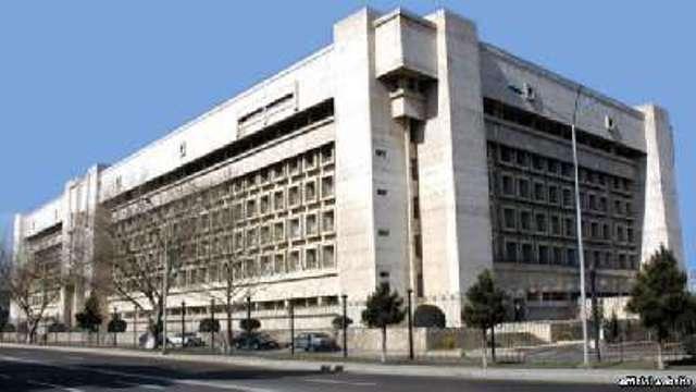 Ադրբեջանում կալանավորվել են Ազգային անվտանգության նախարարության մի շարք աշխատակիցներ