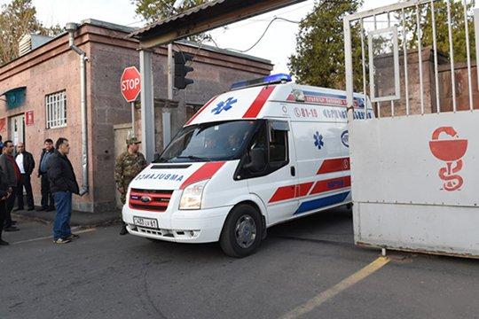 Երեկ Մատաղիսից Մուրացանի հոսպիտալ է տեղափոխվել ևս մեկ ծայրահեղ ծանր վիրավոր