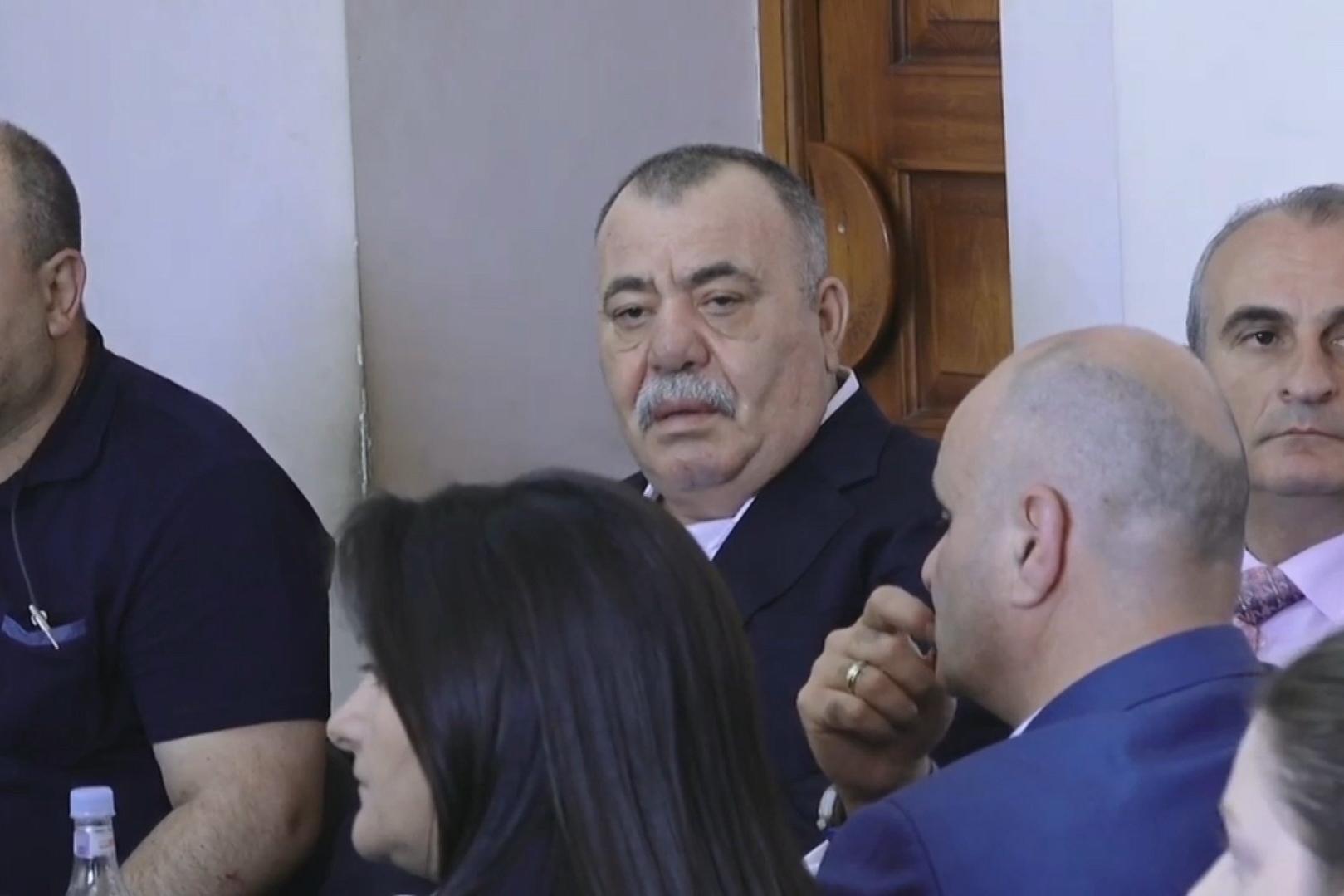 Դատարանը մերժեց Մանվել Գրիգորյանի խափանման միջոց կալանքը փոխելու միջնորդությունը