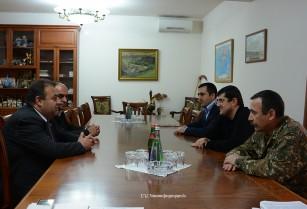 ԼՂՀ վարչապետը կարևորել է Արցախի անվտանգության ամրապնդման գործում Ջավախքի ունեցած ներդրումը