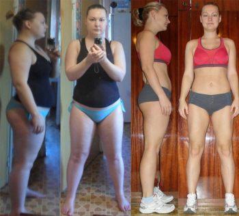 Сбросить вес в спортзале за месяц