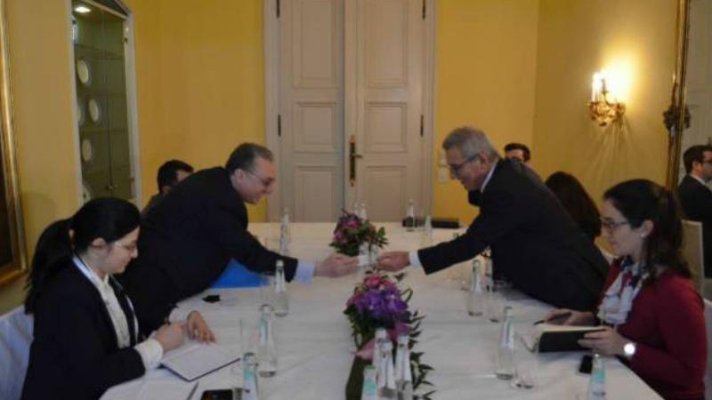 ՀՀ և Կիպրոսի ԱԳ նախարարները քննարկել են Հունաստանի հետ առաջին եռակողմ գագաթաժողովի նախապատրաստումը