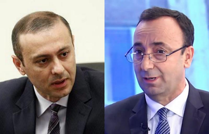 Հրայր Թովմասյանը «գերի է վերցրել» Սահմանադրական դատարանը. Արմեն Գրիգորյան