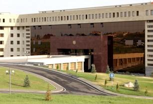 Շփման գծում իրադրության աննախադեպ լարման ողջ պատասխանատվությունը կրում է Ադրբեջանը. ՀՀ ՊՆ