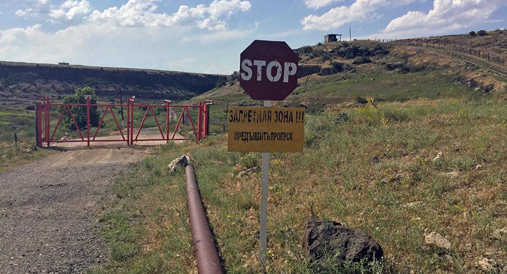 Ռուս սահմանապահները Հայաստանի պետական սահմանի խախտման փորձ են բացահայտել