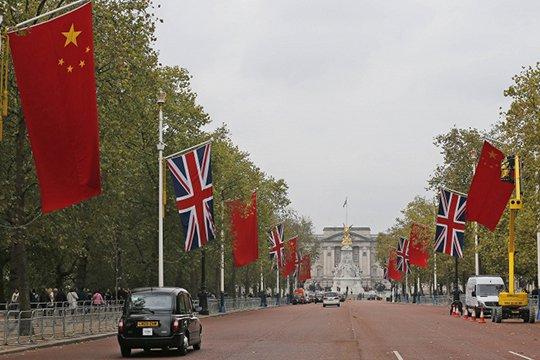Լոնդոնը պատրաստվում է Չինաստանի նախագահի արքայավայել ընդունելությանը՝ չինական ներդրումների հույսով