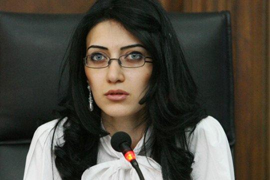 Արփինե Հովհաննիսյանը չի հանդիպի հացադուլ հայտարարած Վոլոդյա Ավետիսյանին