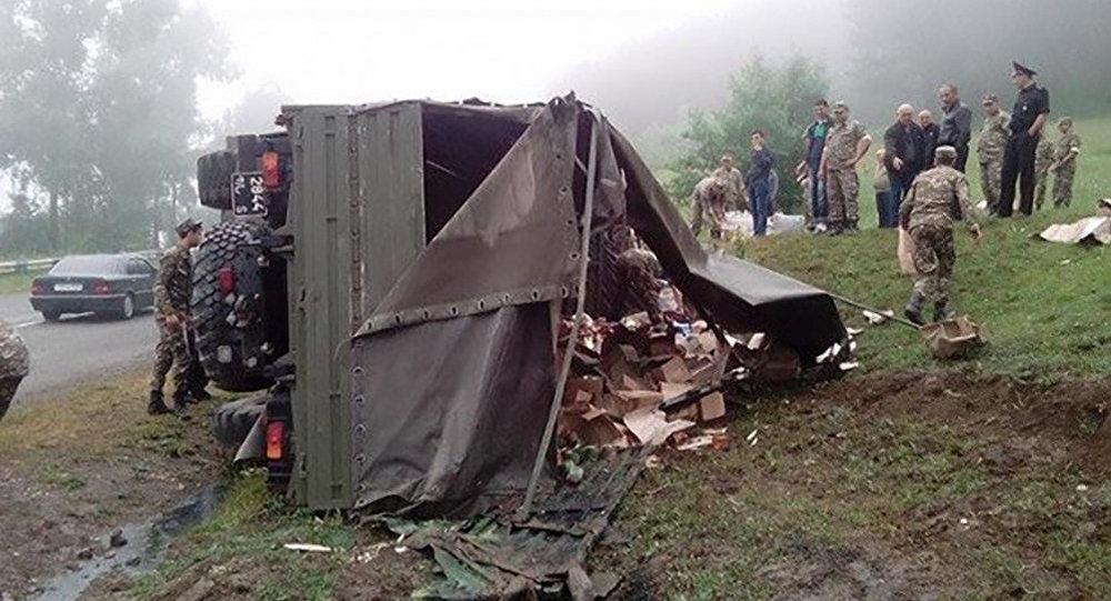 Նոր մանրամասներ՝ Որոտան- Խնձորեսկ ավտոճանապարհին տեղի ունեցած ողբերգական վթարից․ «Ժողովուրդ»