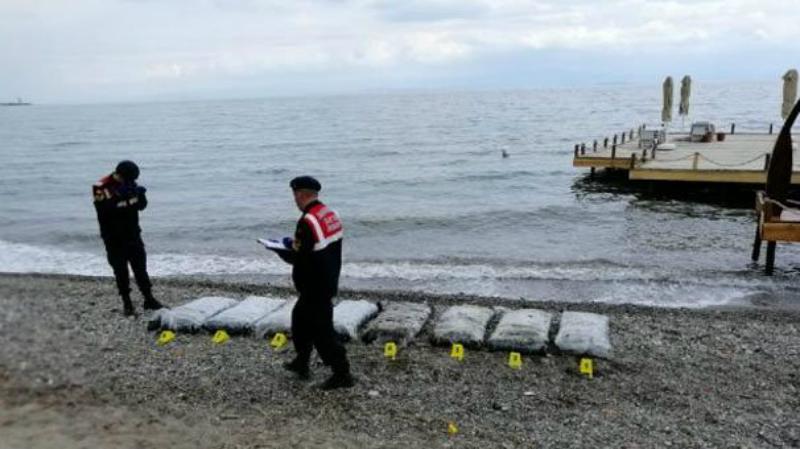 Թուրքիայում ծովից կես տոննա մարիխուանա են որսացել