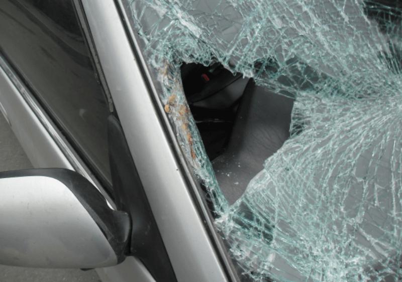 Այգեհովիտ-Վազաշեն ավտոճանապարհին մեքենան գլորվել է ձորը և բռնկվել