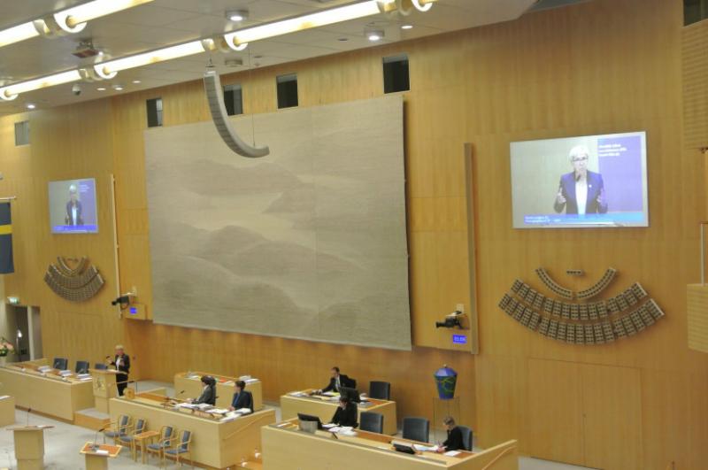 Շվեդիայի խորհրդարանը վավերացրել է ՀՀ-ԵՄ Համապարփակ և ընդլայնված գործընկերության համաձայնագիրը