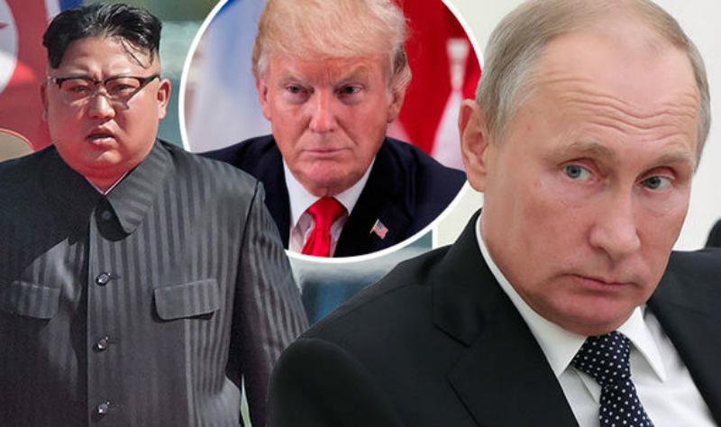 Կցանկանայինք ՌԴ-ից աջակցություն ստանալ Հս. Կորեայի հարցում. Թրամփ