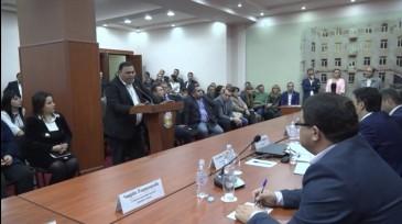 Փաստաբանների պալատում կայացել է մասնագիտական համայնքի անդամների հավաք-քննարկում