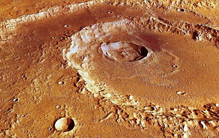 Մարսի վրա սառցբեկորներ են հայտնաբերվել