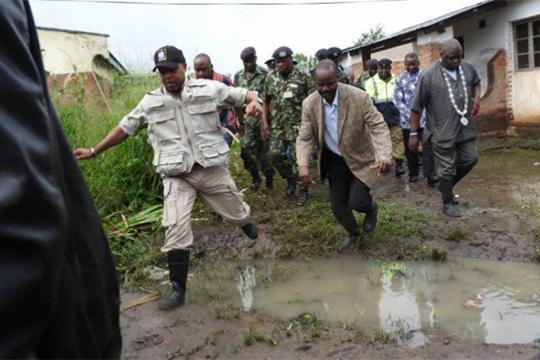 Մալավիի նախագահը երաշտի պատճառով երկիրը բնական աղետի գոտի է հայտարարել